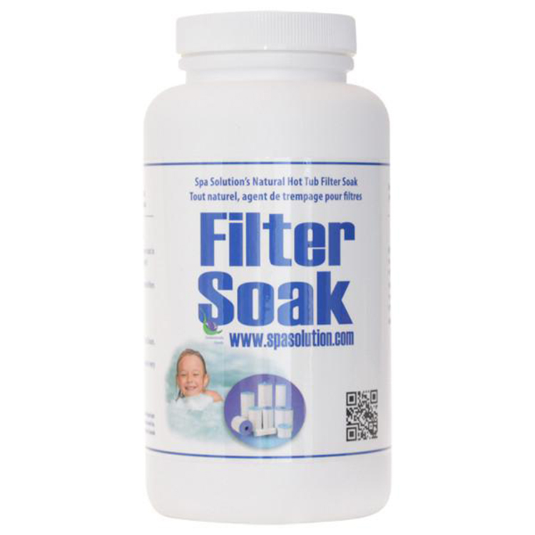 Spa Filter Soak