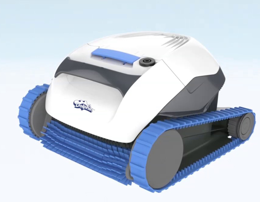 Dolphin S50 Robotic Above Ground Cleaner