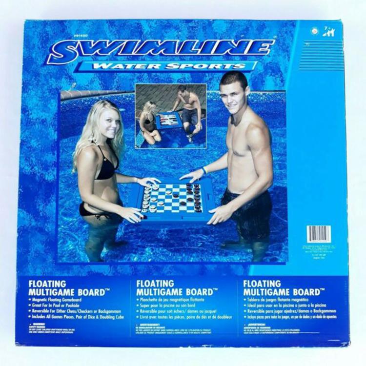 Floating Multigame Board